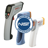 NIST Traceable Infrared Calibration