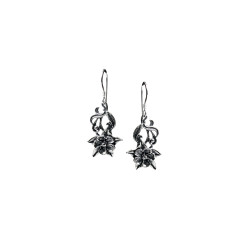 Columbine Dangle Earrings