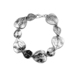 Aspen Leaf Bracelet
