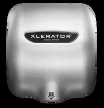 XLERATOR - Brushed Stainless Steel (XL-SB)