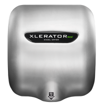 XLERATOReco - (NO HEAT) Brushed Stainless Steel (XL-SB-ECO)