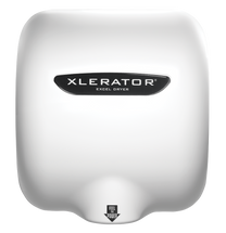 XLERATOR Hand Dryer - White Epoxy Painted (Model XL-W)