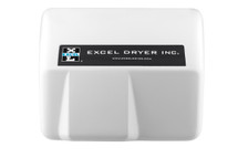Surface Mounted - Lexan® Cover - Automatic - Hand Dryer (HO-IL)