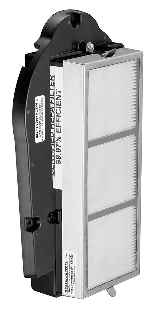 Certified XLERATOR HEPA Filter Retro Fit Kit (40525) on