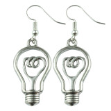 LIGHT BULB Dangle Earrings