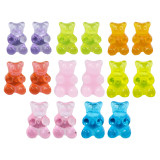 Mini PENNY SWEETS GUMMY BEAR Collection Stud Earrings