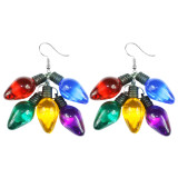 LARGE FAIRY LIGHTS CLUSTER Dangle Earrings
