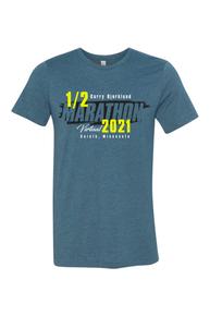 Virtual Half Marathon Tshirt