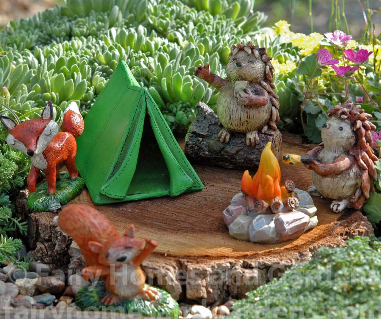 Building a Fairy Garden with Your Kids - Fairy Homes and Gardens