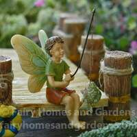 Fishing Boy Fairy