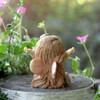 Little Fairy Yawning Back View