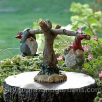 Miniature Balancing Gnomes