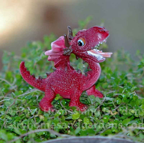Miniature Red Baby Dragon