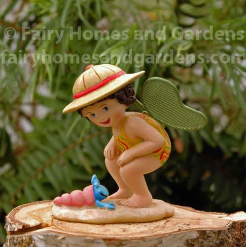 Sarah the Beach Loving Fairy