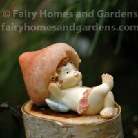 Miniature Fairy Baby