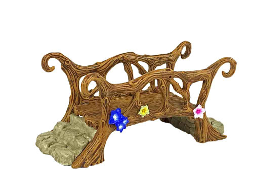 Secret Garden Fairy Bridge