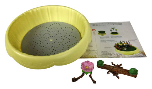 Secret Garden Planter Kit - Yellow
