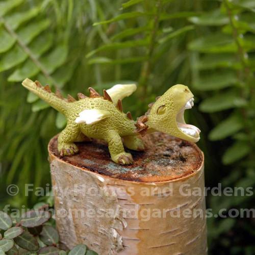 Miniature Roaring  Baby Dragon