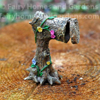 Miniature Fairy Secrets Mail Box