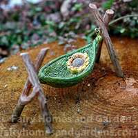 Miniature Daisy Fairy Hammock