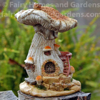 Top Collection Mushroom Fairy House