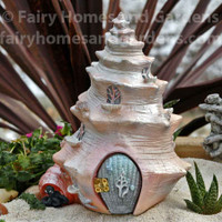 Sea Shell Shanty Mermaid House