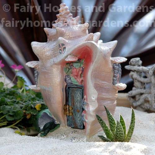 Conch Condo Mermaid House