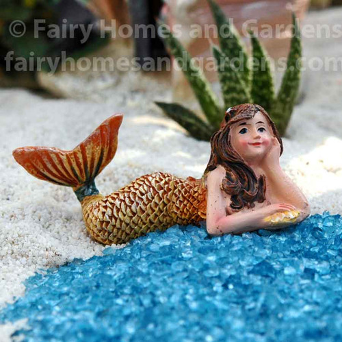 Miniature Day Dreaming Fairy