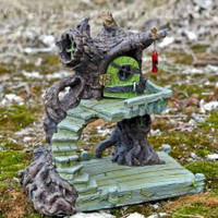 Frogger's Fairy Swamp Shack