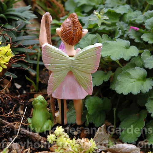 Swamp Fairy 'Flossy'- Back View