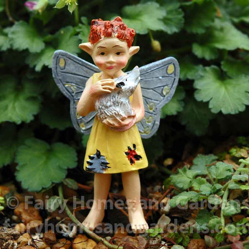Swamp Fairy 'Possum Pearl'