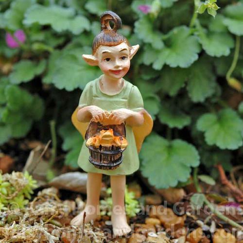 Swamp Land Fairy 'Crawdad Catie'