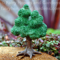Miniature Garden Tree