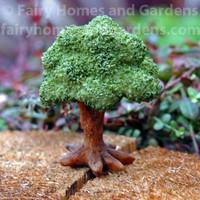 Tiny Miniature Garden Tree