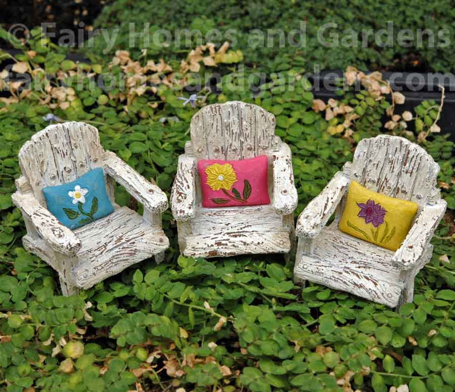 Marvelous Miniature Fairy Porch Chair Download Free Architecture Designs Scobabritishbridgeorg