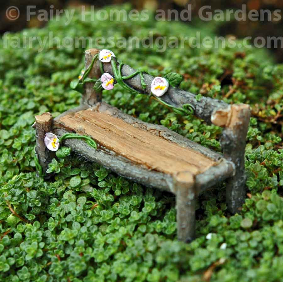 Astounding Itty Bitty Twig Garden Bench Ibusinesslaw Wood Chair Design Ideas Ibusinesslaworg