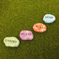 Peter Rabbit Secret Garden Stepping Stones