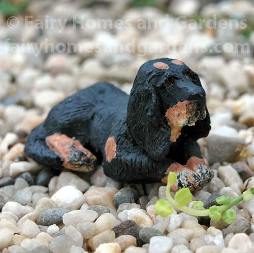 Miniature Hound Dog