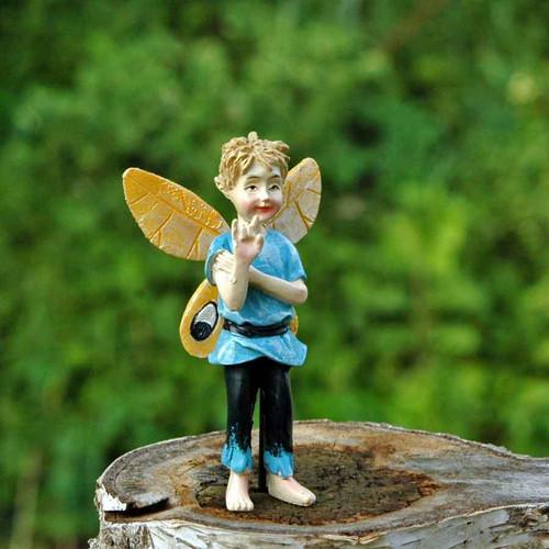 American Sign Language Fairy Boy - Ian