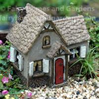 Woodland Knoll Tudor Fairy House