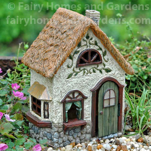 Woodland Knoll Meadowbrook Fairy House