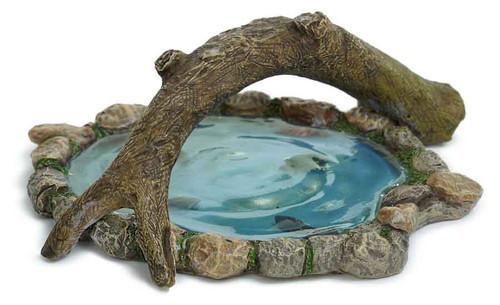 Log Bridge Fairy Pool