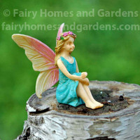 Woodland Knoll Fairy - Angelina