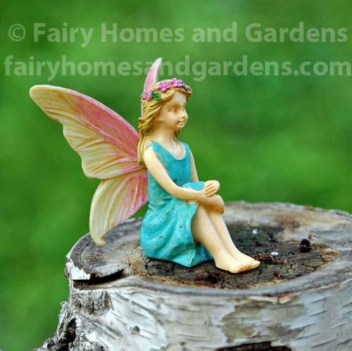 Woodland Knoll Fairy - Angelina