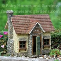 Woodland Knoll Fairy Garden Houses | Fairy Cottage