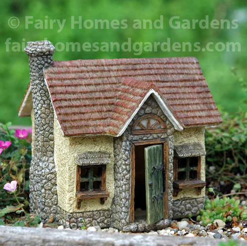 Woodland Knoll Bungalow Fairy House