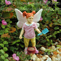 Fairy Kid with Sand Pail
