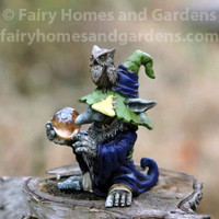 Miniature Wizard Troll - Side View