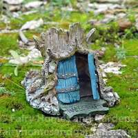 Miniature Morlock Manor Fairy House