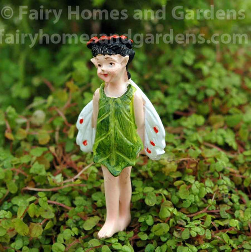 Tiny Tree Fairy - Holly